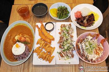 [강남역 데이트 코스 맛집]일본가정식 덮밥! 수수도 강남역점