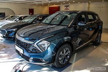 기아 신형 스포티지 1.6 가솔린 터보 노블레스 & 프레스티지 살펴보기 @기아 용인지점 & 기아 신갈지점