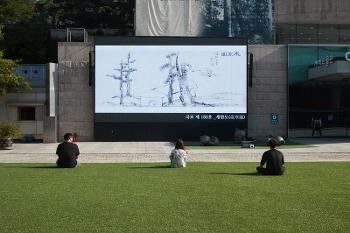 이번 추석, 즐길거리를 찾는다면?세계음악분수를 뒤이을 새로운 명물예술의전당 광장시네마 오픈