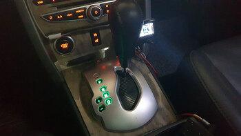 QM5 기어박스 램프 교체