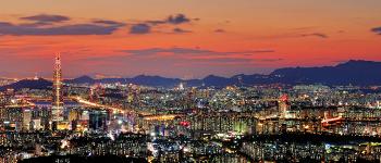 남한산성 서울야경
