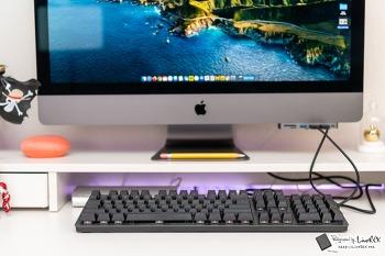 기계식 키보드 로지텍 G512 GX Red 첫인상