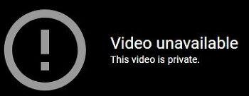 방송사나 정부기관의 유튜브 공식 계정에 올라온 영상도, 언제까지나 있지는 않습니다.