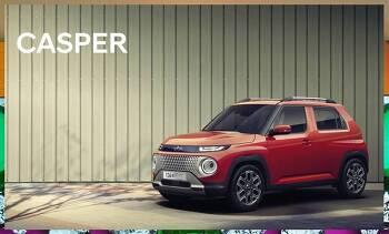 현대 경차 SUV 캐스퍼의 크기와 가격 스파크와 비교하면? 중고차 구매하기 전 고민되게 만드는 이유