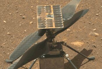 Live stream: First Flight of the Ingenuity Mars Helicopter 화성 헬리콥터 인제뉴어티의 첫 비행 시도 실시간 생중계