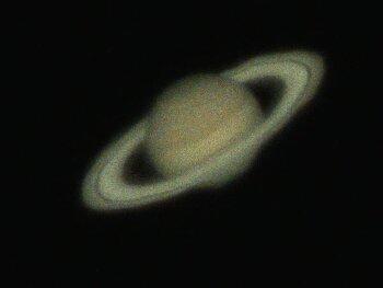 (Video) Saturn at opposition  2021-08-03 UT