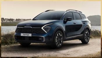 2022년 최신 SUV 스포티지 디젤 2.0 연비!! 트렌디와 프레스티지 트림 비교 후 결정한다면?