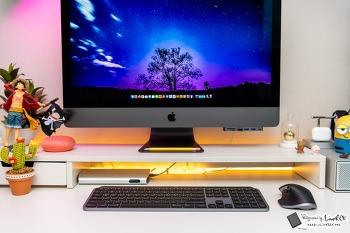 맥 블루투스 키보드 추천, 로지텍 MX Keys for Mac 사용기