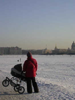 Russia 11_네바강