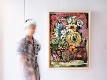 새 식구 영입 - 다니엘 크루스처브 Flower