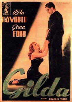 [영화리뷰] 길다 (Gilda, 1946)  그리고 트리니다드 사건 (Affair In Trinidad, 1952)
