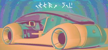 [사진편집] Apple Car (애플 카)