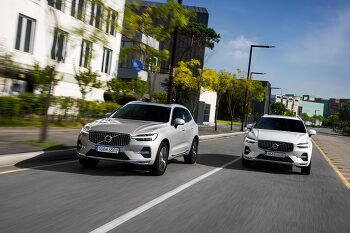 볼보자동차코리아, '신형 XC60' 공식 출시 - 통합형 SKT 인포테인먼트 시스템 탑재 및 안전사양 강화