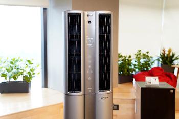 LG휘센 개발자를 만나다 - 2020년형 새로운 LG 휘센 에어컨, 여름을 부탁해~!