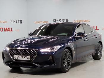 제네시스 G70 AWD 슈프림 2018년 판매중