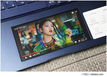 듀얼 노트북 패러다임을 제시한 에이수스 인텔 10세대 노트북 ASUS New 젠북 15 (UX534)