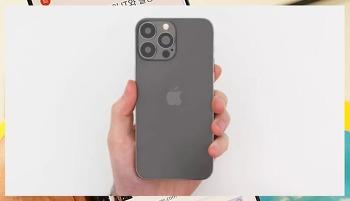 아이폰13 시리즈별 스펙 간단 비교와 디자인은 어떻게 달라지나?