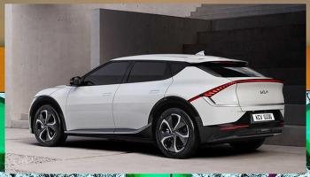 기아 전기차 2022 EV6 스탠다드 및 트림별 1회 충전 주행거리 및 연비 그리고 가격을 보니