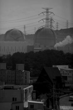 [포토] 한국의 핵발전소는 안전할까요?