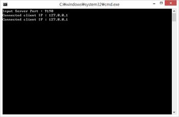 임시 공개 서버 코드