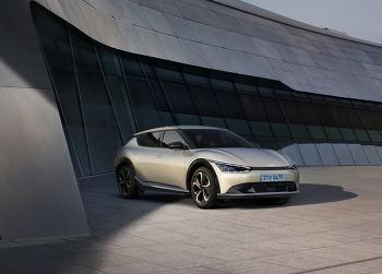 기아 EV6 정식 출시 - 롱 레인지 최대 주행거리 475km, 스탠다드 4,730만 원부터, 내년 하반기 고성능 GT 출시 예정