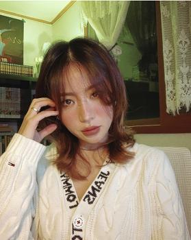 오버마운트 원장 렴봄- 레이어컷, 미디움 허쉬컷, 그라데이션염색 ,뿌염탈출