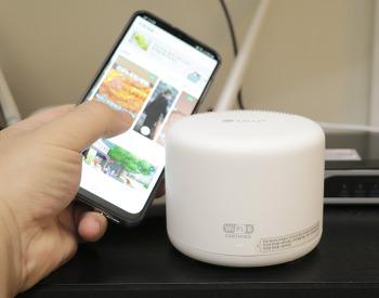 [U+PEN 노숙페이스] 유플러스 공유기 기가 와이파이6, 메쉬 모드로 온 집안 WiFi를 빵빵하게!