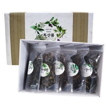 【우리네 상품展】월학 명당산 산나물 5종 세트