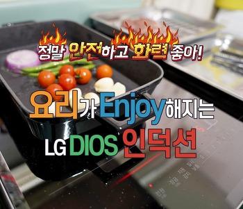 LG 디오스 인덕션 3구 딱 한달 써보니, 인덕션 장점, 단점 이야기