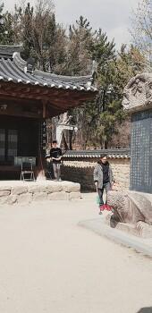 수성가족봉사단 문화재지킴이 개별활동일지(모명재)