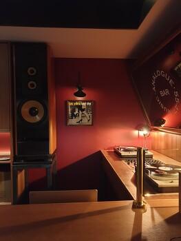 미아사거리 LP BAR 55-47 레코드 BAR 입니다.