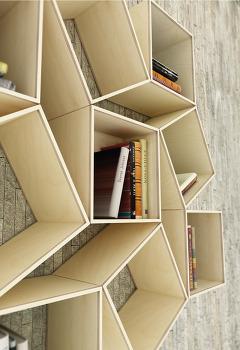 Squaring Bookshelf