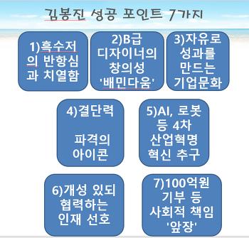 ■배달의 민족 김봉진 대표 대성공 포인트 7가지■