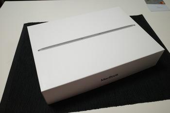 단종된 2017 맥북 12인치 중고 구입