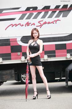2019 슈퍼챌린지 2라운드 레이싱모델 민수아