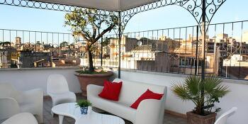 이탈리아 로마 가족여행 추천 가성비 좋은  레지던스 아파트 [유럽 가족여행 추천 숙소]