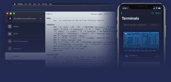 [부분무료] 멀티 플랫폼 SSH 클라이언트: Termius
