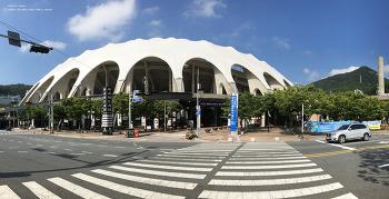 부산 아시아드 경기장