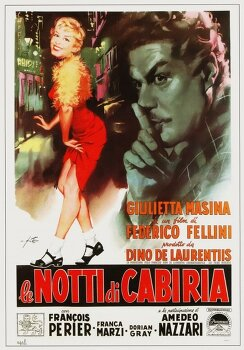 [영화리뷰] 카비리아의 밤 (Le Notti Di Cabiria , Nights Of Cabiria , 1957)