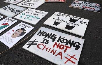 홍콩 본토주의의 두 갈래