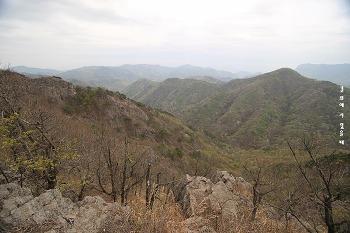 영산강 발원지 용소, 가마골 휴양림, 치재산 등산까지