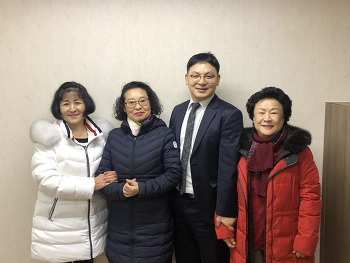 12월 29일 새가족 - 오진순 성도