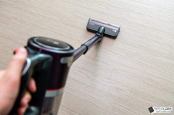 더 편하고 좋아졌다. LG 코드제로 A9S 무선청소기 사용기!