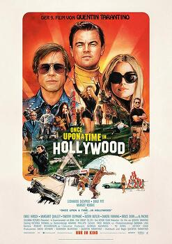Once upon a time...in hollywood (2019)