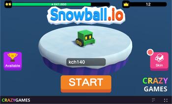 [Game] Snowball-io