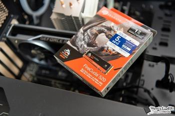 Gen4 SSD 추천! 씨게이트 파이어쿠다 520 후기