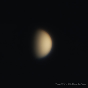 Venus in Daylight  한낮의 금성 2020-02-11