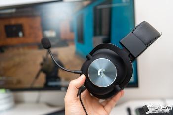 로지텍G PRO 게이밍 헤드셋 사용기