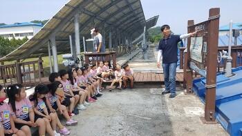 의림유치원   환경사업소 현장체험학습