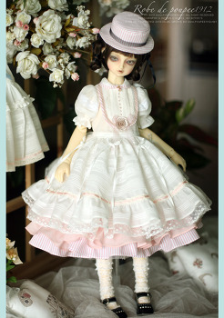 Pink Chou cream For SD VOLKS